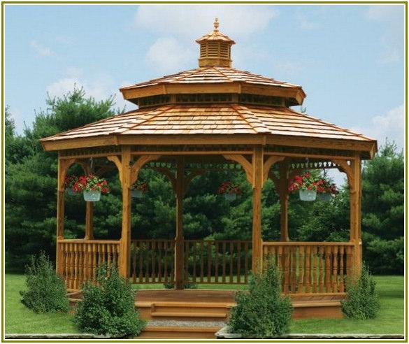 home landscaping gazebo buy ideas improvement