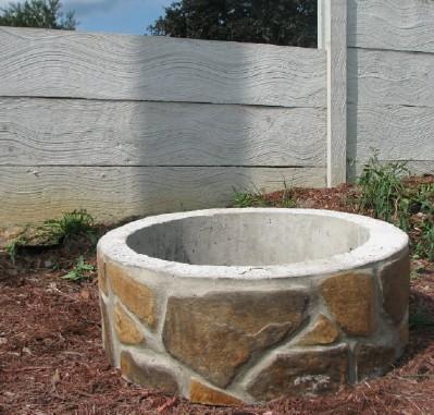 Concrete Fire Pit Molds