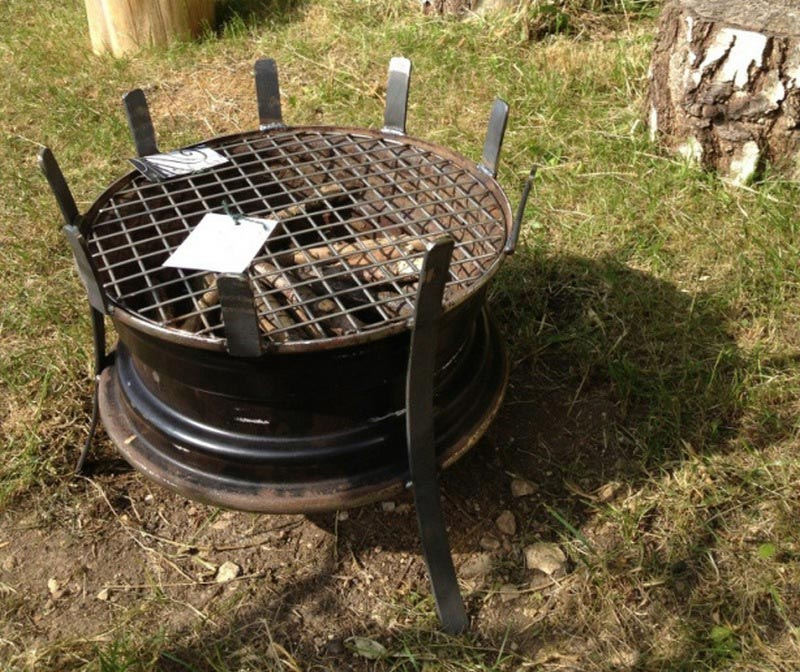Fire pit and bbq ideas