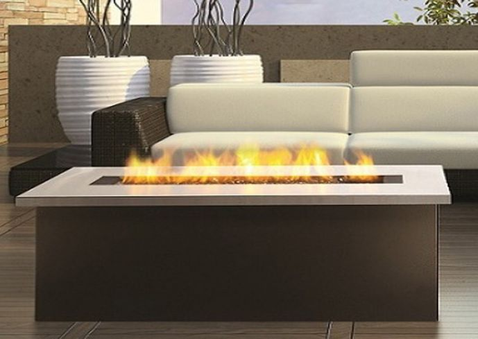 Astounding Indoor Fire Pit Table Garden Landscape