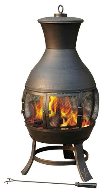 Fire Pit Or Chiminea