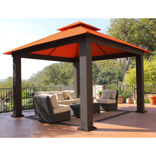 Gazebos Gazebos From Costco. costco gazebo canopy  sc 1 st  Garden Landscape Ideas & Incredible costco gazebo canopy | Garden Landscape
