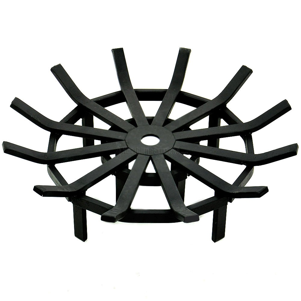 Low Price Outdoor Fire Pit Grate Garden Landscape