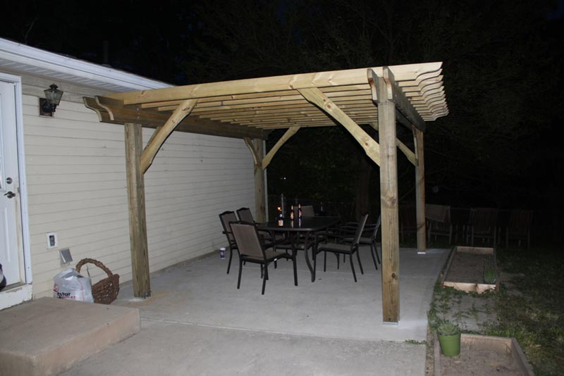 incredible how to build a gazebo on a budget garden