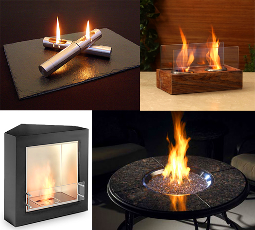 Stunning Indoor Fire Table Contemporary - Amazing House Decorating ...