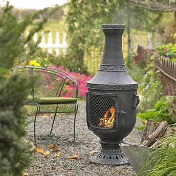 Fire Pit Or Chiminea Which Is Better