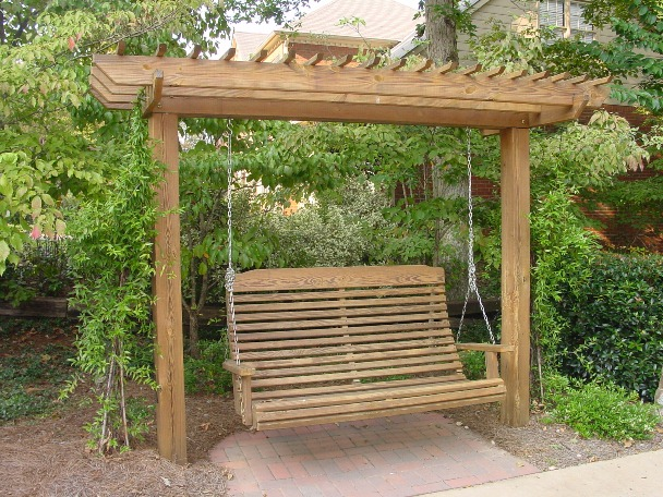 Pergola For Swing - Amazing Pergola For Swing Garden Landscape