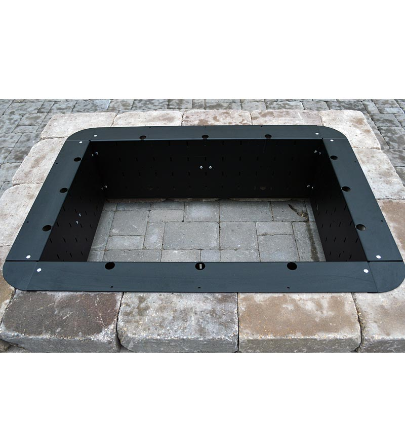 Fire Pit InsertRemarkable Outdoor Attractive Pits At