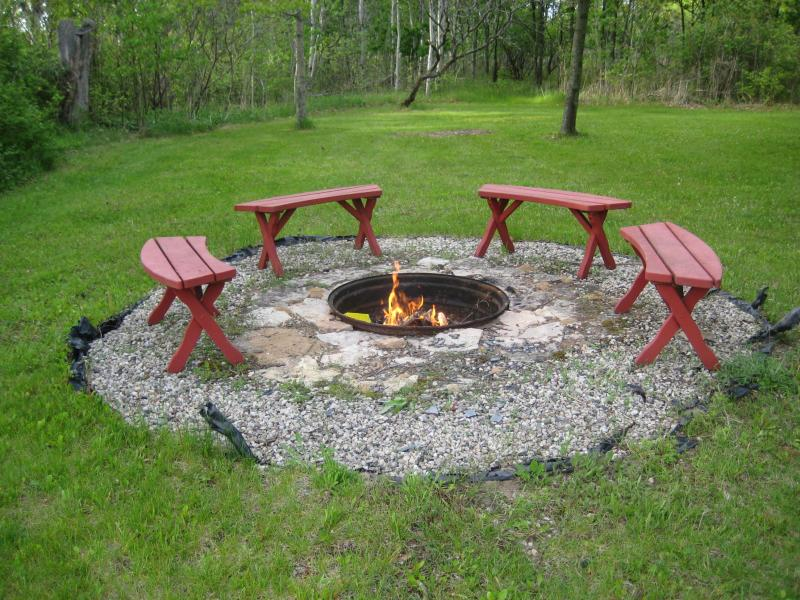 In Ground Fire Pit Ring