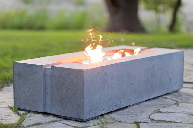 Concrete For Fire Pit