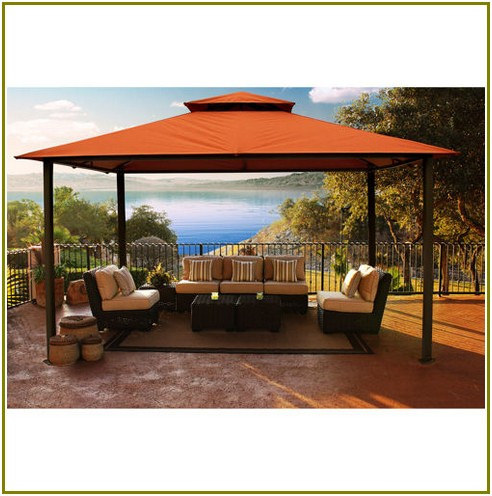 home landscaping gazebo kits ideas cheap improvement