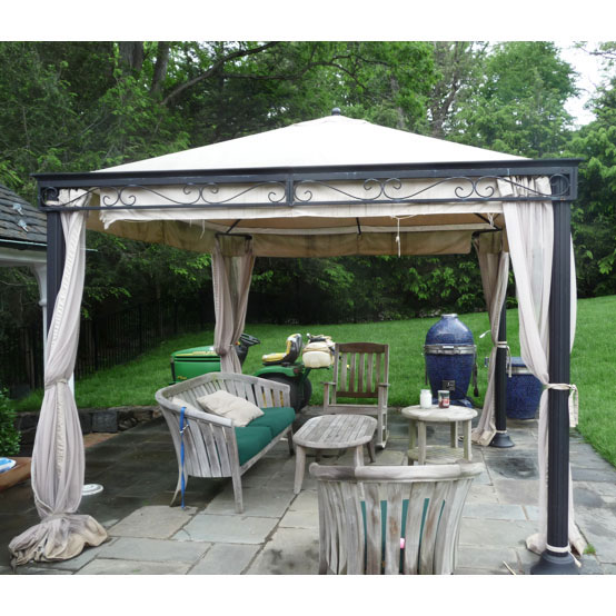 costco gazebo replacement canopy