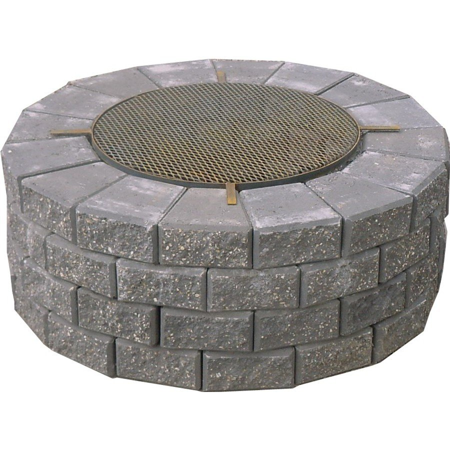 Fire Pit Grate Lowes