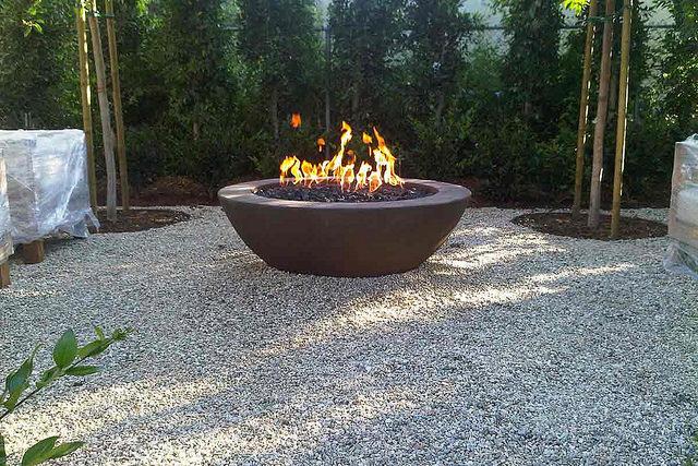 Precast Concrete Fire Pit