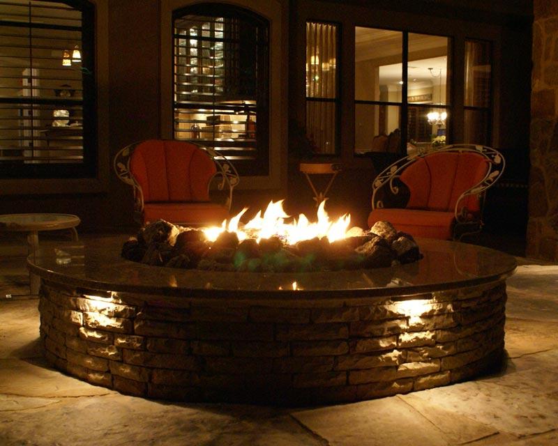 Indoor Outdoor Fire Pit