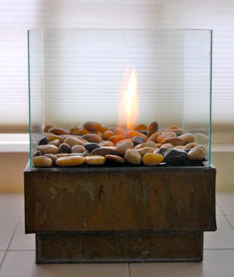 Indoor Fire Pit Diy