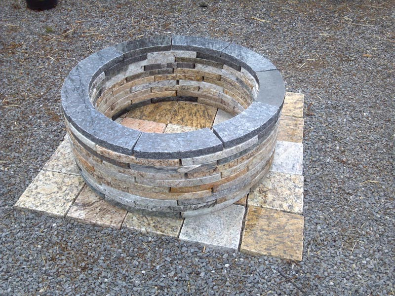 Granite fire pit uk