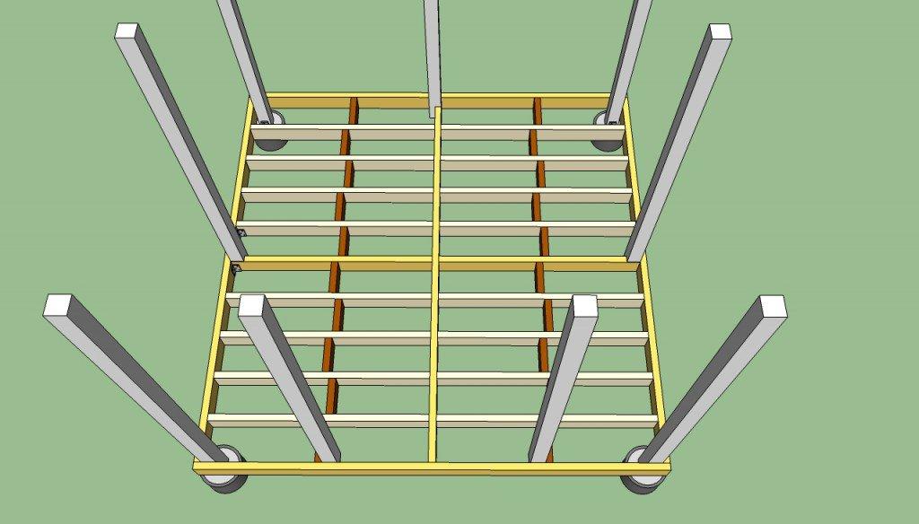 how to build a gazebo step by step