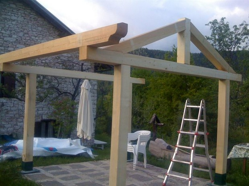 Review how to build a simple gazebo garden landscape for Easy to build gazebo