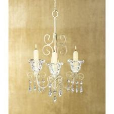 Outdoor Gazebo Chandelier Hanging Candle Light Gazebo Patio Indoor Romantic Lite
