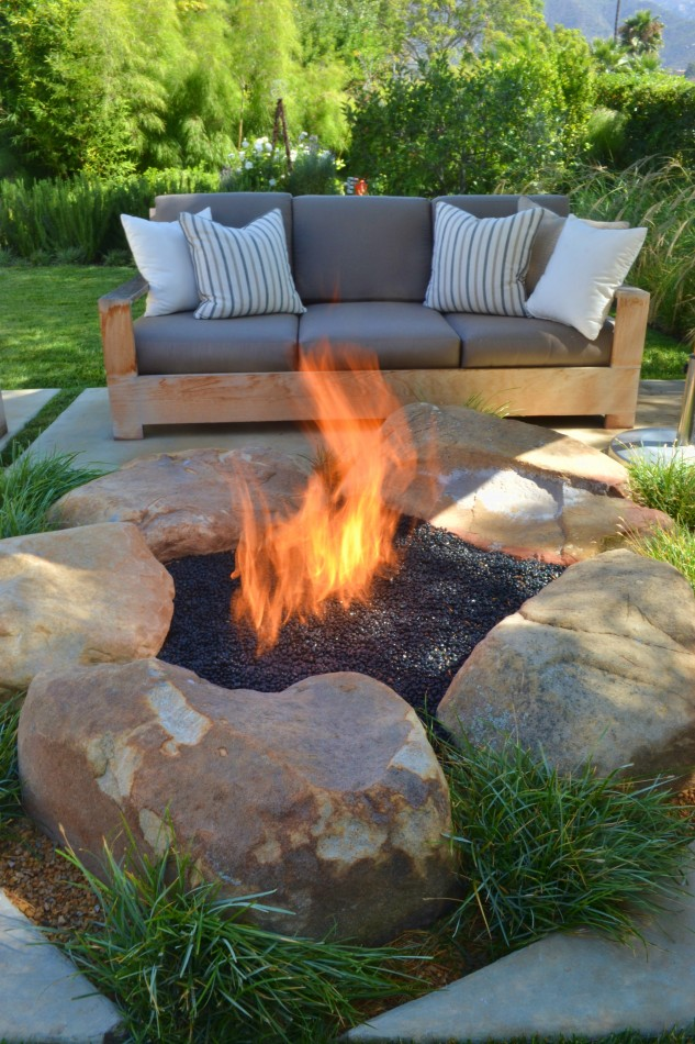 Indoor Fire Pit Diy