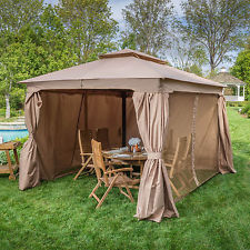 Portable Outdoor Canopy Gazebo Cheap Yard Party Garden Grilling For Sale Patio