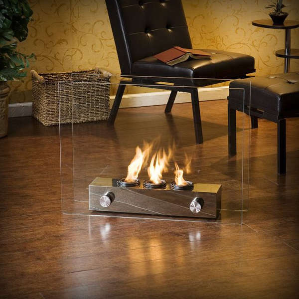 From Table Fireplaces Hybrids To Smokeless Fire Pits