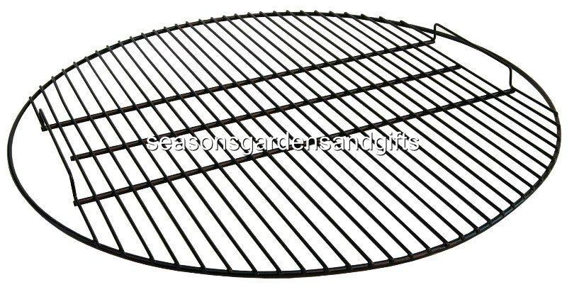 Large Fire Pit Grill Grate