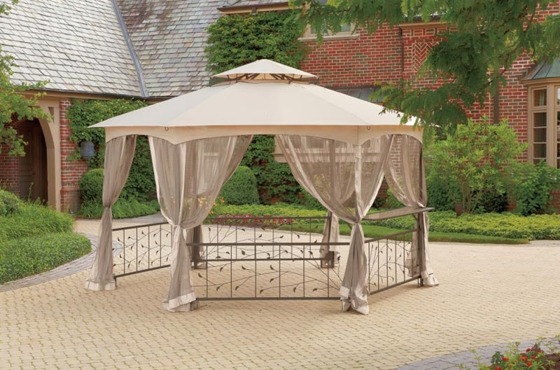 Stunning Home Depot Gazebo Photos - Transformatorio.us ...