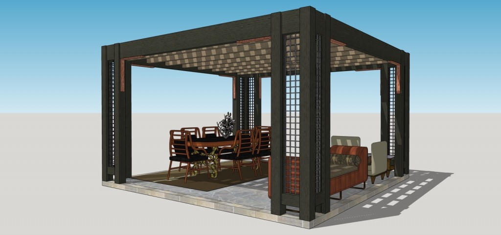 low price modern timber pergola designs garden landscape. Black Bedroom Furniture Sets. Home Design Ideas