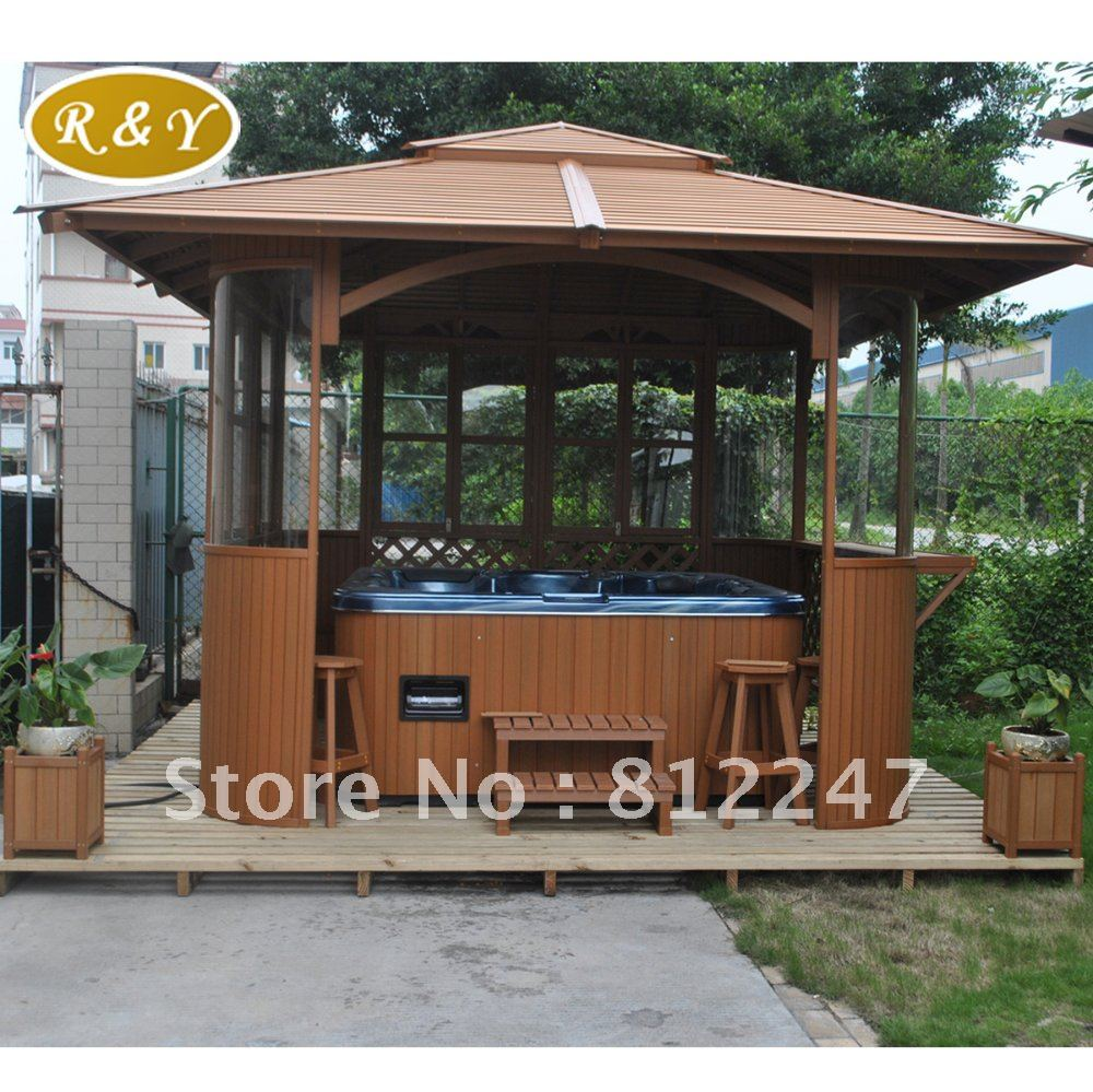 delivered installed garden deluxe and sheds person langely costco jet saunas tub patio divine p hot lounger tubs spas