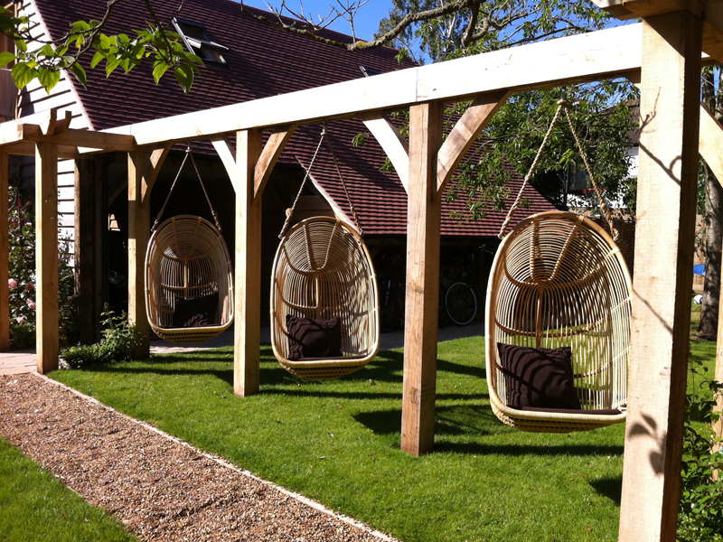 Popular Pergola Swing Uk Garden Landscape