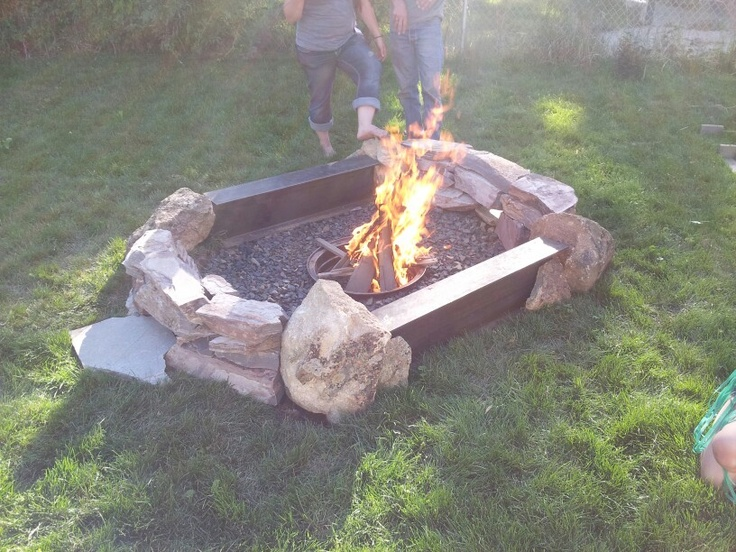 In Ground Or Above Ground Fire Pit