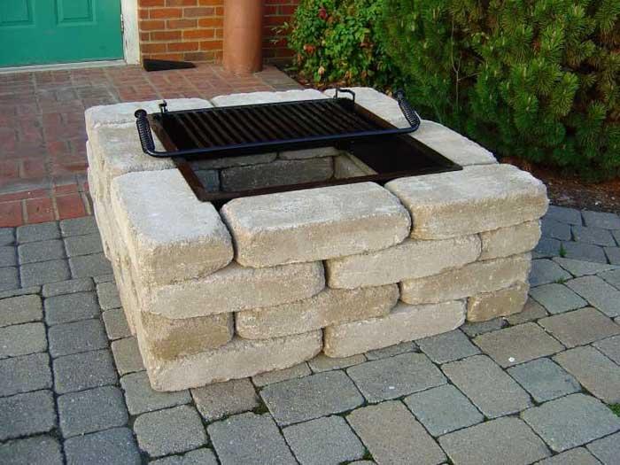 Bricks for fire pit uk