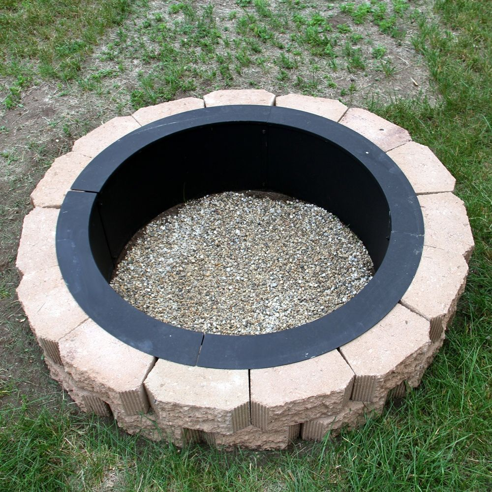 Fire Pit Inserts Wood Burning