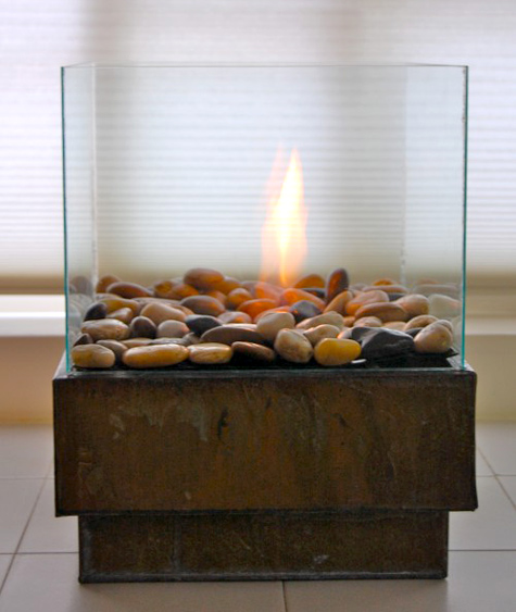 Mini Indoor Fire Pit