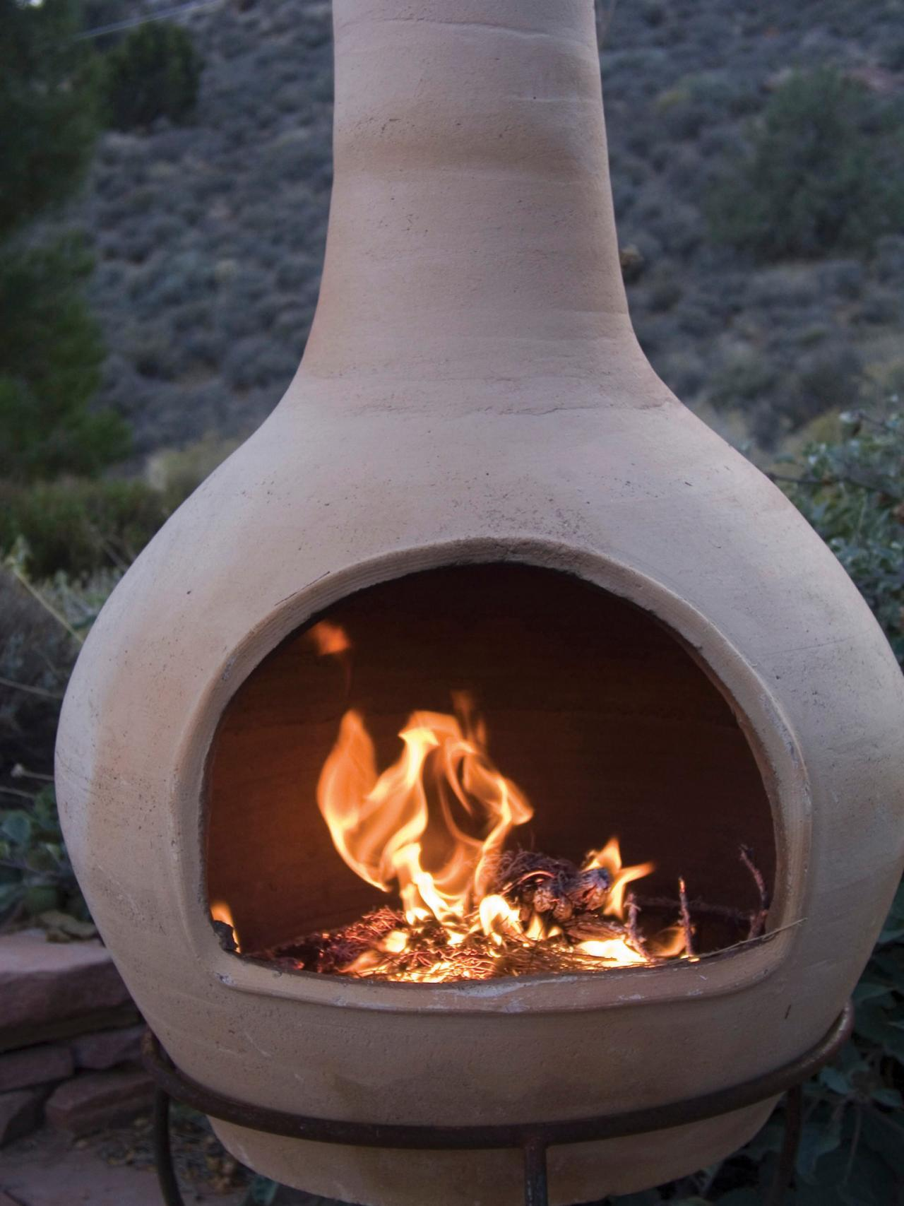Chimney Ideas Stone
