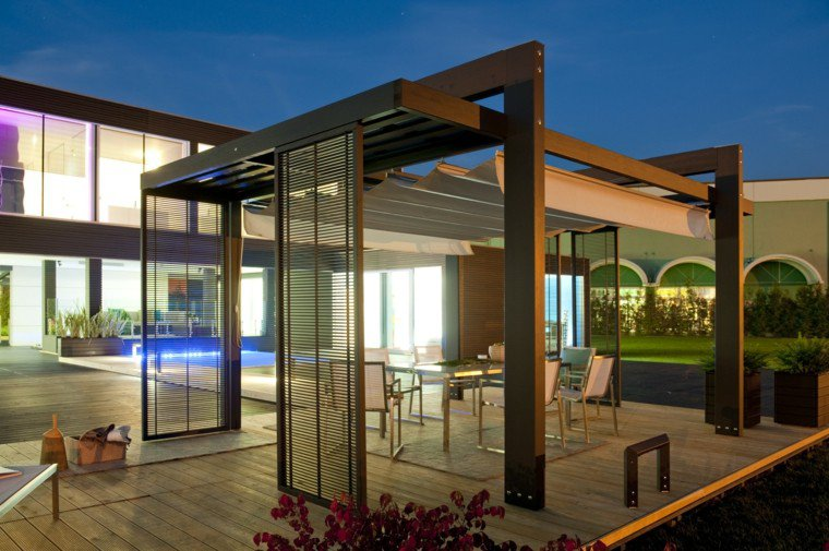 Popular Ultra Modern Pergola | Garden Landscape
