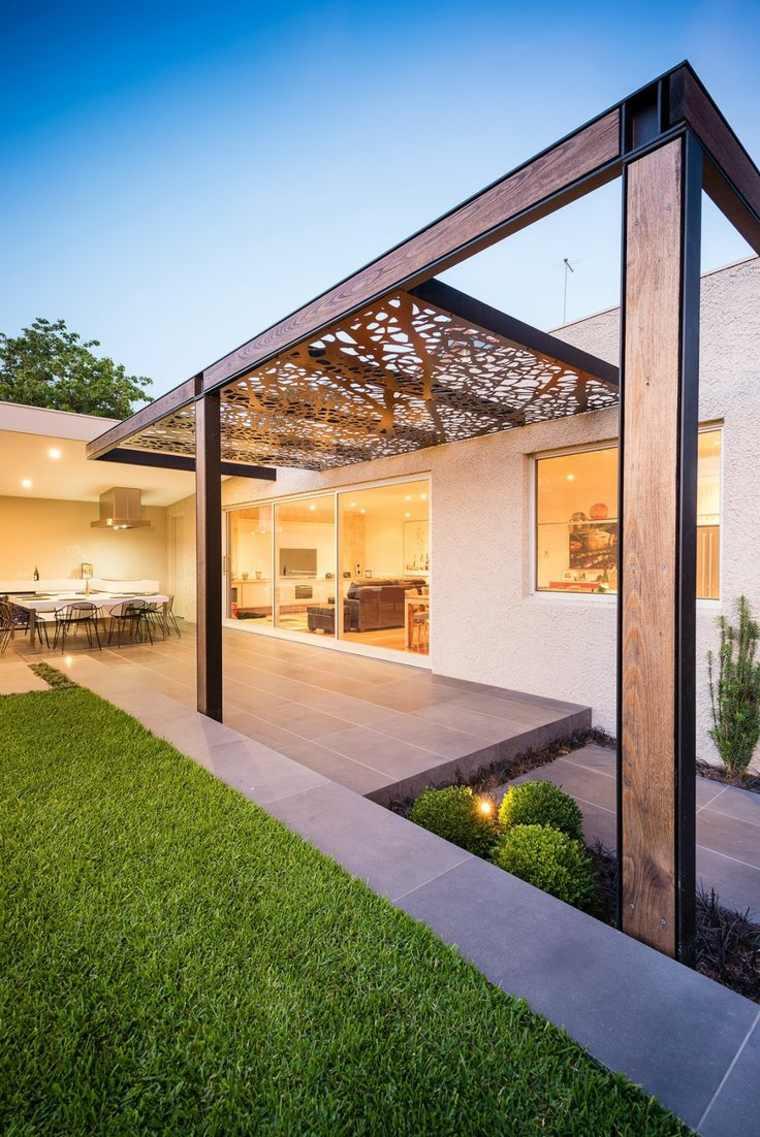 tente de jardin et pergola de design moderne en ides