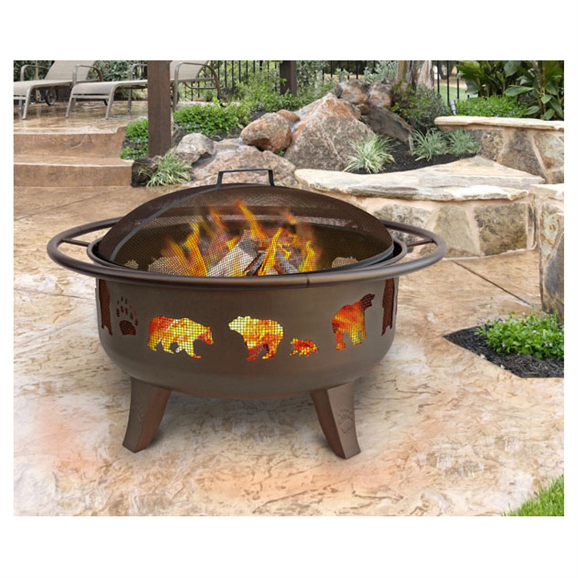 30 Fire Pit Grate