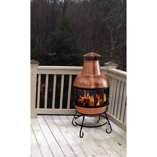 Home Depot Chiminea Review