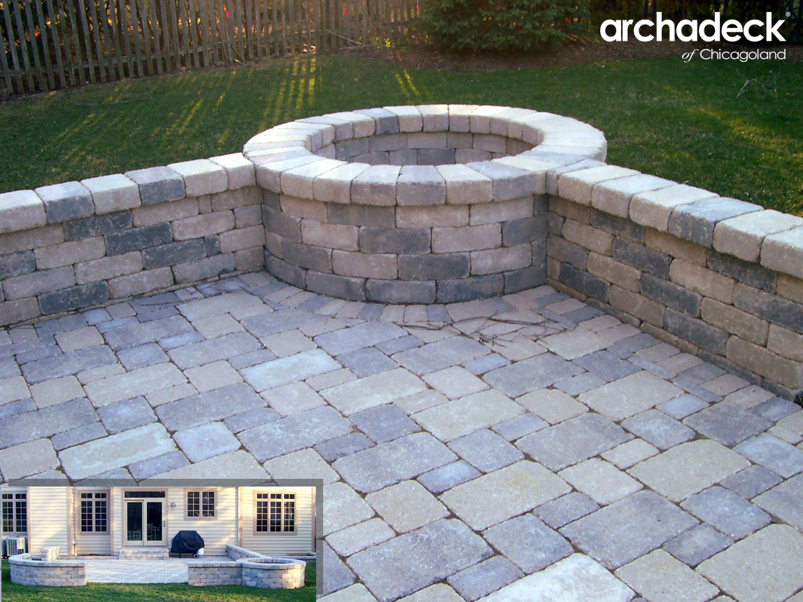 Fire Pit Safety Landscaping Ideas And Patio Designs With Fire Pit