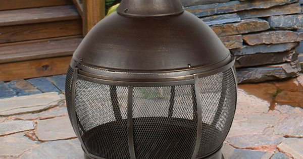 Unbelievable Chiminea Fire Pit Menards Garden Landscape