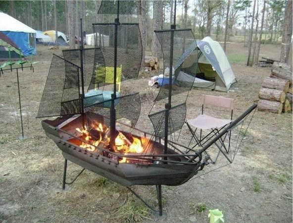 Fire Pit Home Depot Steel Collette Fire Pit With Spark Screen With Fire Pit Home Depot Latest