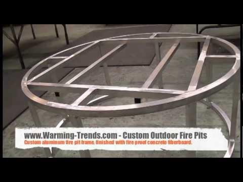 Fireproof Concrete Fire Pit