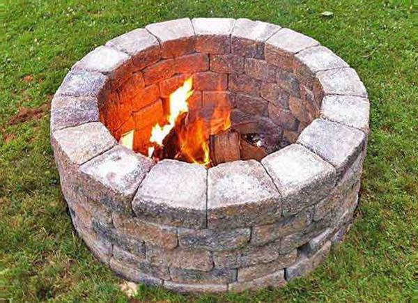 Popular Fire Pit Base Ideas
