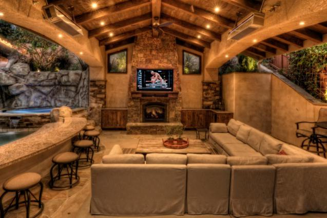 Extraordinary fire pit seating area ideas