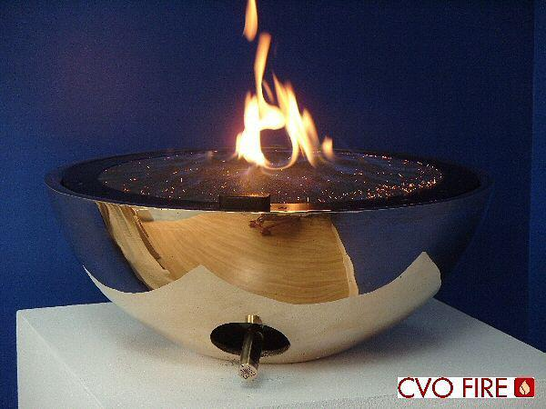 Common fire bowl table