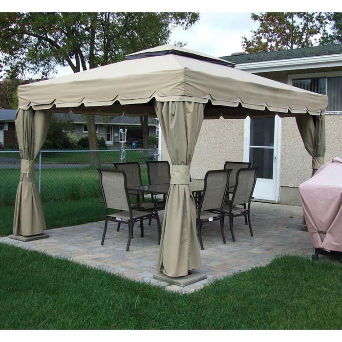 10 X 12 Pergola Canopy