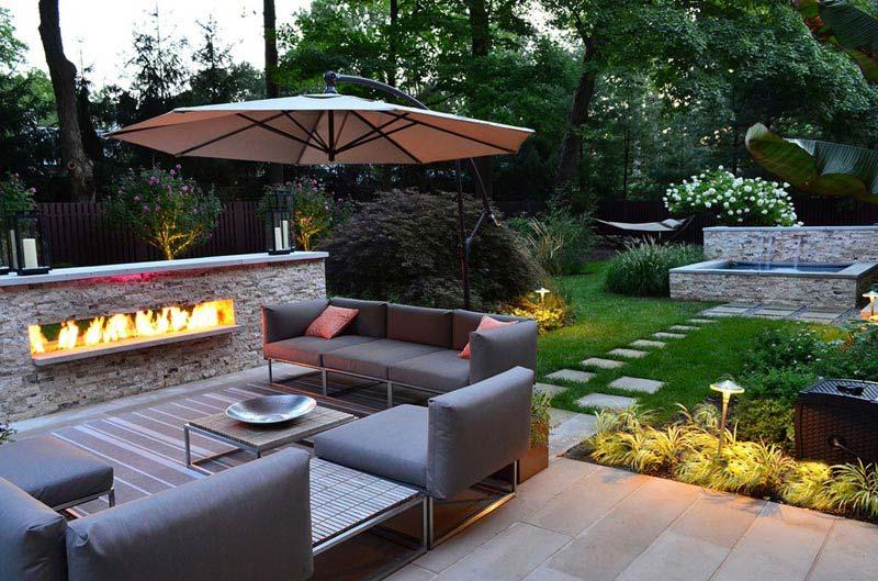 Backyard Pergola Canopy